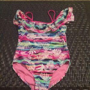 Cute Wonder Nation girls swimsuit